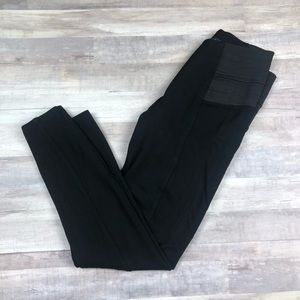 Zara Basic Black Leggings Pants